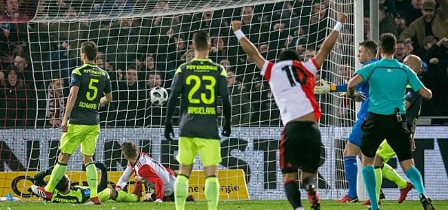 Foto: Fans halen massaal uit naar Feyenoorder: