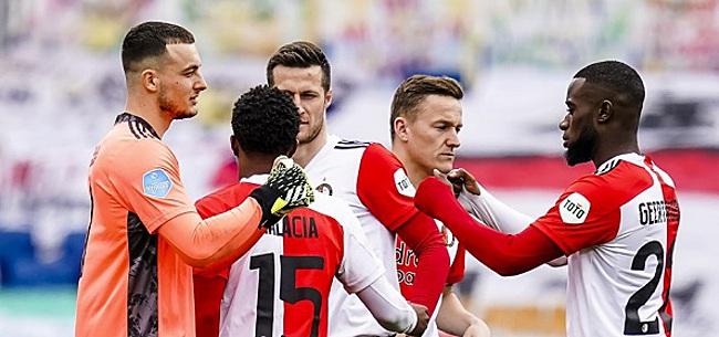 Foto: Feyenoord-aanwinst verzweeg opvallend probleem
