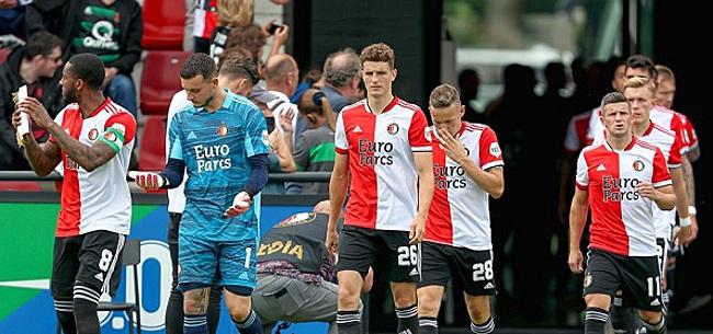 Foto: Feyenoord krijgt info: