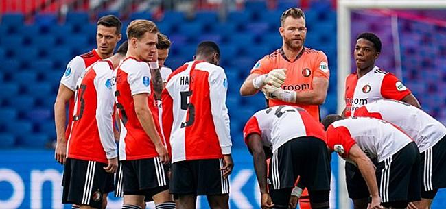 Foto: Feyenoord kan op doel oude bekende terughalen