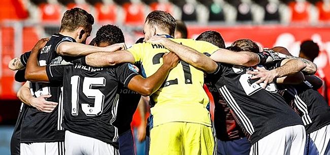 Foto: 'Feyenoord heeft nog één kandidaat over na afzegging'