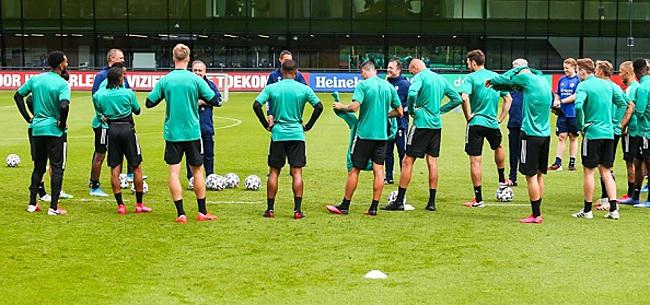 Foto: 'Zaakwaarnemer heeft geweldig nieuws voor Feyenoord'