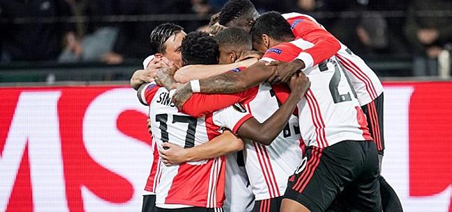 Foto: 'Celtic en Rangers strijden om Feyenoord-transfer'