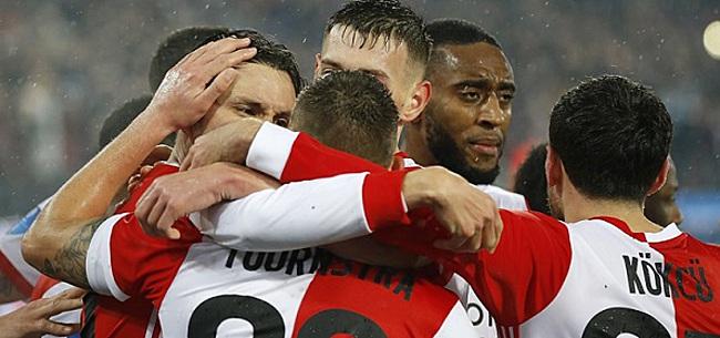 Foto: 'Feyenoord staat voor recordtransfer in de zomer'