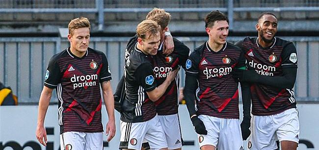 Foto: 'Slot moet hopen op Feyenoord-nachtmerrie'