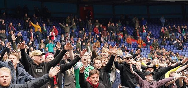 Foto: Feyenoord is over de helft: