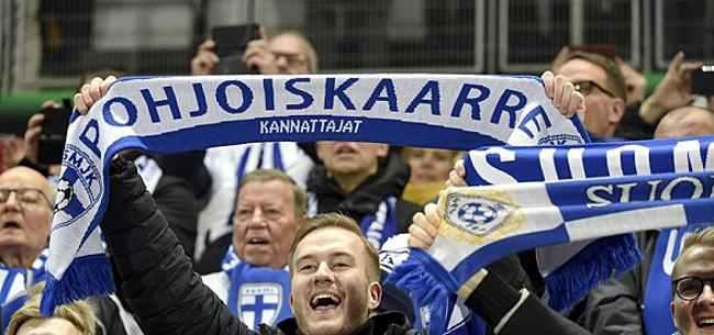 Foto: Finland schrijft geschiedenis met kwalificatie voor EK