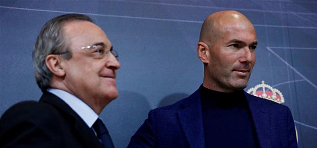 Foto: 'Transfervrije superspits biedt zichzelf aan bij Real Madrid'
