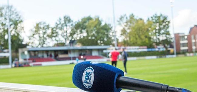 Foto: 'Contract met FOX Sports in voordeel van Eredivisie'