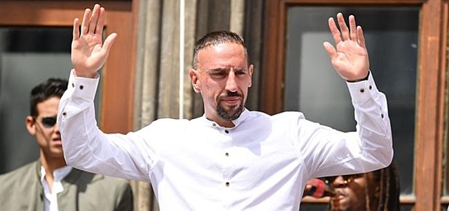 Foto: DONE DEAL: Ribéry maakt opvallende stap officieel