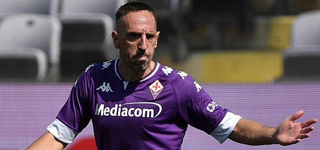 Foto: Fabrizio Romano onthult nieuwe club Ribéry