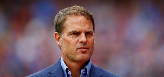 Foto: De Boer is penaltydrama tegen Italië nog niet vergeten:
