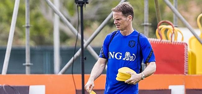 Foto: Nederland hekelt Oranje-elf: