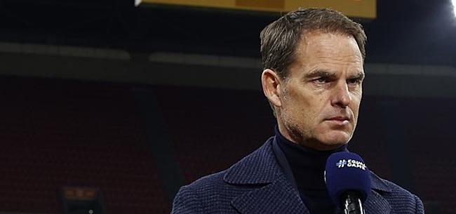 Foto: De Boer moet kiezen: 'Ik ben topfit, laat de bondscoach maar beslissen'
