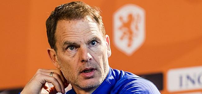 Foto: 'Veelbesproken Oranje-international mee naar EK'