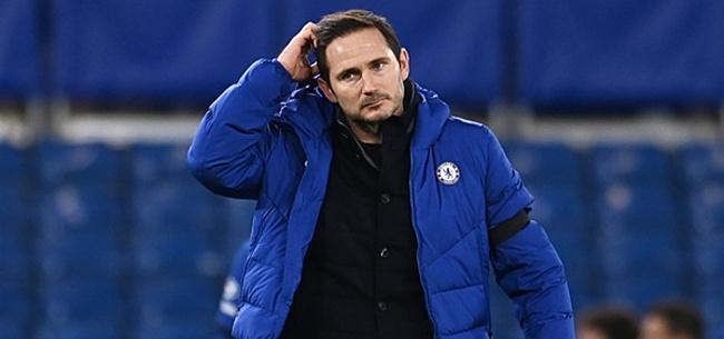 Foto: 'Chelsea ontslaat Lampard voor opmerkelijk trainersplan'