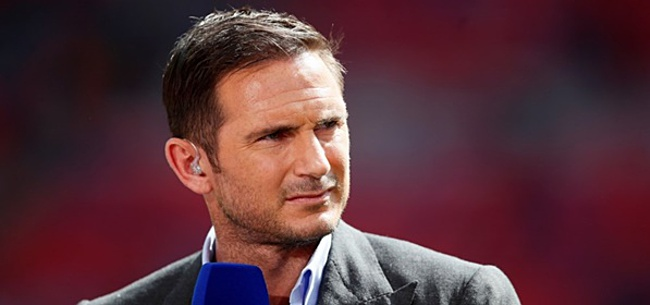 Foto: Lampard over mogelijke transfer: 'Hij kan zeker voor meer ervaring zorgen'