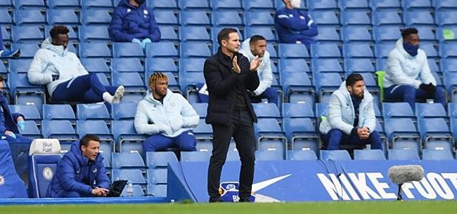 Foto: Lampard vuurt woede-aanval af: