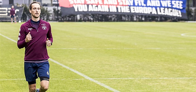 Foto: Heerkens tegen Robben: