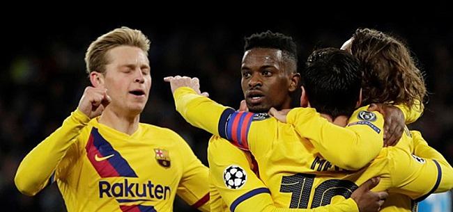 Foto: 'FC Barcelona komt met 35 miljoen naar de Eredivisie'
