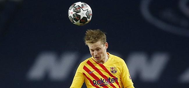 Foto: VIDEO: Assist én doelpunt Frenkie de Jong