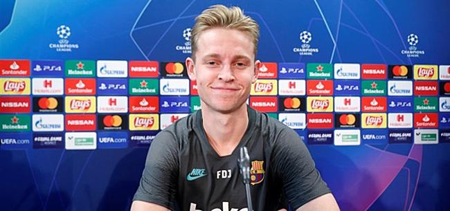 Foto: 'FC Barcelona gaat Ajax mogelijk opnieuw uitkleden'