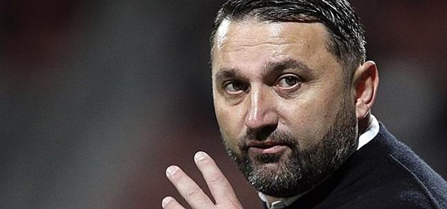 Foto: MVV komt in crisistijd met slecht nieuws voor hoofdtrainer