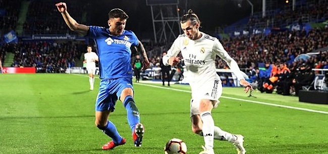 Foto: 'Koppige Bale bezorgt Real én Tottenham forse domper'