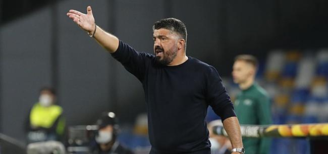 Foto: Gattuso wil Maradona ook tegen AZ weer eren