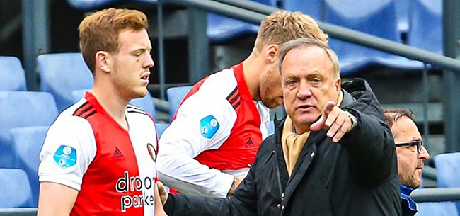 Foto: 'Grote wending bij Feyenoord na besluit Advocaat en Kuyt'