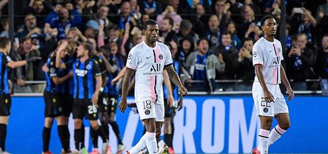 Foto: Twitter ontploft over Wijnaldum na Brugge-PSG