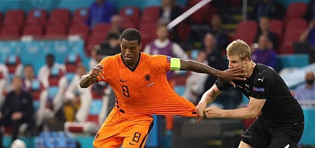 Foto: Wijnaldum spreekt klare taal over derde Oranje-duel
