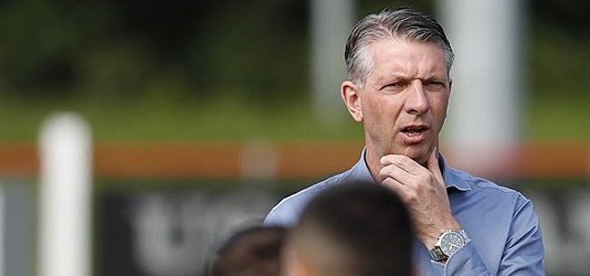 Foto: Heerenveen worstelt met transfers: