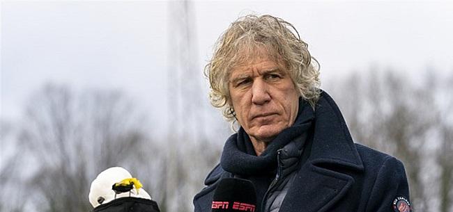 Foto: Verbeek spreekt klare taal over 'tirade' en PEC-baan