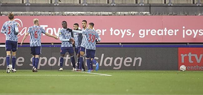 Foto: Zelfs buitenland schrikt van Ajax: 'Feyenoord én PSV'