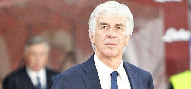 Foto: Atalanta-coach vernedert eigen vedette tegen Real Madrid
