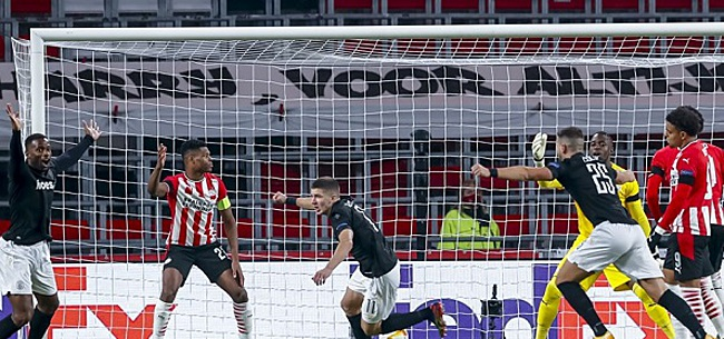 Foto: Nederland explodeert tijdens PSV-PAOK: