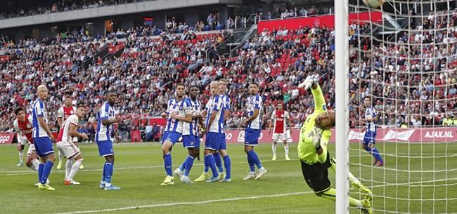 Foto: Heerenveen-speler wees Ajax af: 'Maar misschien later alsnog naar Ajax'