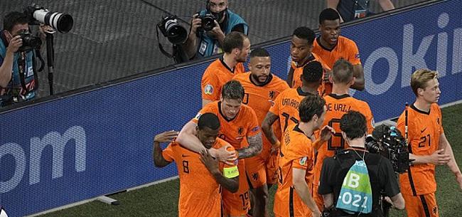 Foto: 'Oranje-selectie veroorzaakt groot probleem'