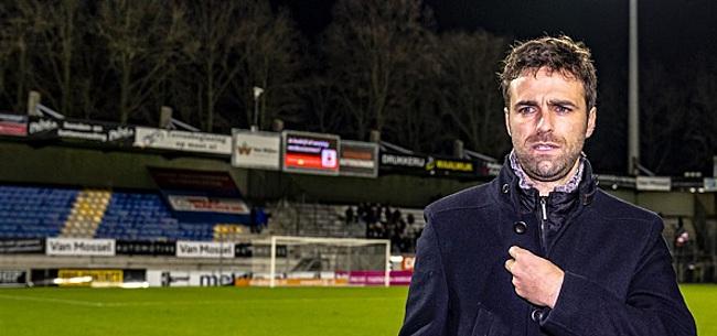 Foto: FC Twente zet contract Garcia formeel stop