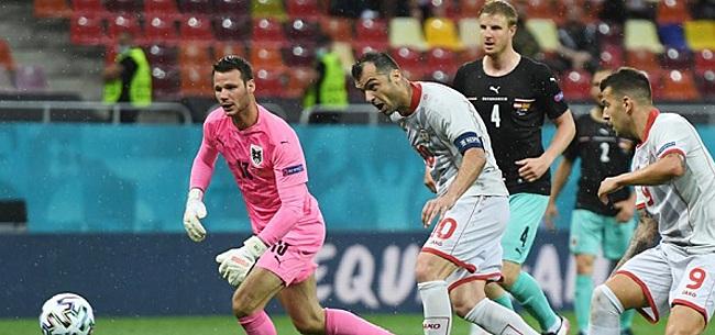 Foto: Oostenrijk start EK met zege in Oranje-groep