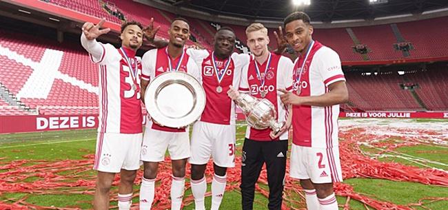 Foto: 'Ajax-recordtransfer op komst: méér dan 86 miljoen'
