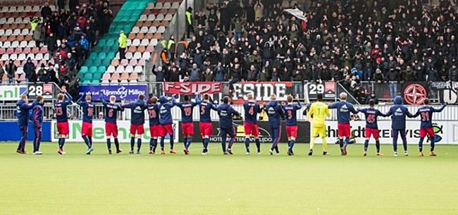 Foto: Ajax-basisspeler gefileerd: 'Iemand uit de A5 is nog beter dan hem'