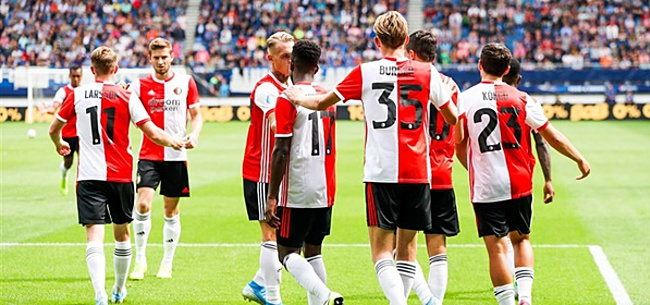 Foto: UPDATE: Feyenoord-ziekenboeg stroomt in rap tempo leeg