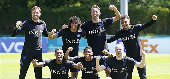 Foto: EK-winnaar Nederland: