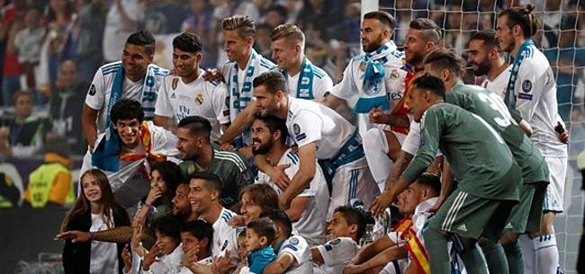 Foto: 'Middenvelder choqueert Real Madrid met verzoek; club wil hem behouden'
