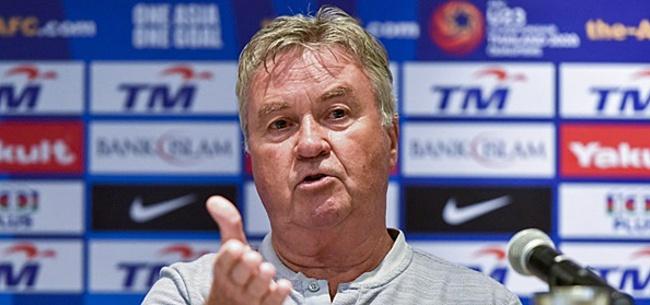 Foto: Hiddink over coronavirus en PSV: