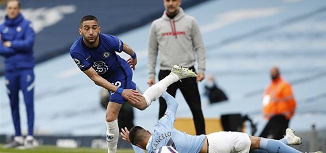 Foto: Chelsea-fans gaan los over Ziyech: 'WTF'