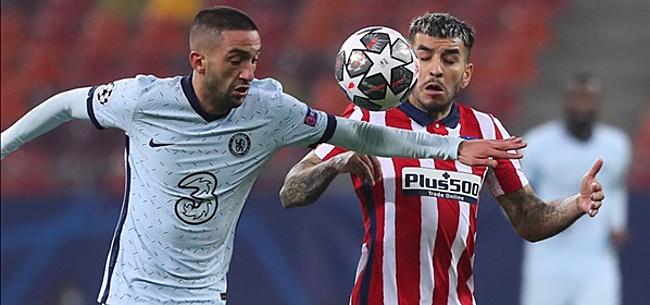 Foto: 'Hakim Ziyech krijgt nekslag bij Chelsea'
