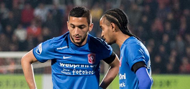 Foto: Borst komt met opmerkelijk verzoek voor Eredivisie-uitblinker Ziyech